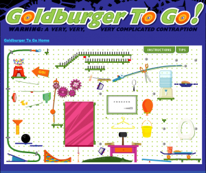 ZOOM . games . Goldburger To Go | PBS Kids
